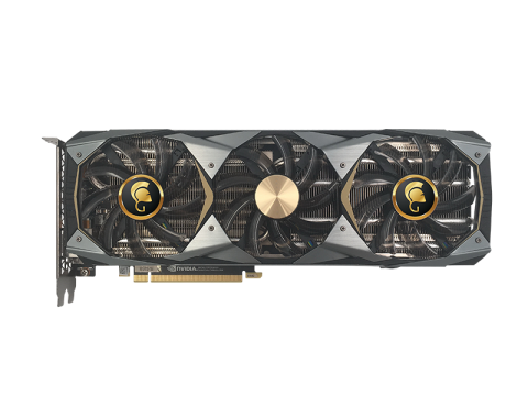 MANLI GeForce RTX 2080 Super Gallardo with RGB Lights (M3445+N502-00)